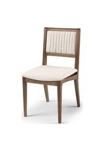 Cadeira Melbourne Sem Braco Encosto Estofado 90Cm - 57985 Preto