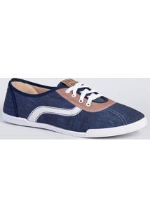 5f8b58d7e3 Tênis Jeans Moleca feminino