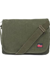 Bolsa Carteiro Verde - Verde/Un