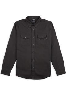 Camisa Masc Mod Adobe Woven