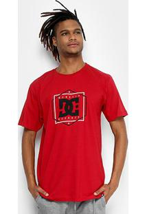 Camiseta Dc Shoes Bas Super Masculina - Masculino