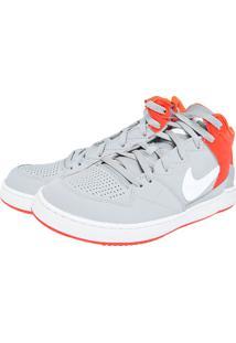 Tênis Nike Sportswear Priority Mid Cinza