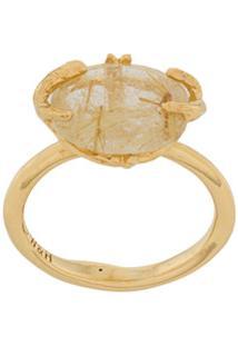 Wouters & Hendrix Anel Oval - Dourado