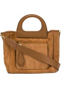 Max Mara Shopper Bag - Marrom