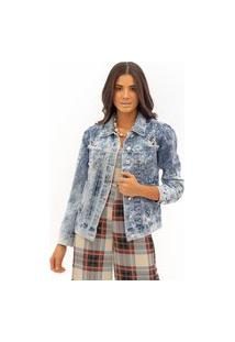 Jaqueta Feminina Gam 487016 Gam Jeans