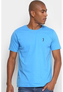 Camiseta Aleatory Básica Masculina - Masculino