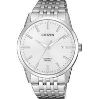 120087f57e9 Relógio Citizen Analógico Tz20948Q Masculino - Masculino-Prata