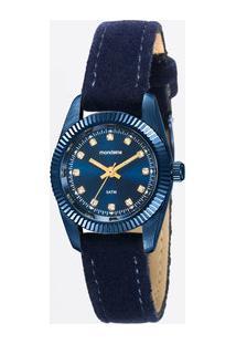 Relógio Feminino Strass Mondaine 99062Lpmvmh3