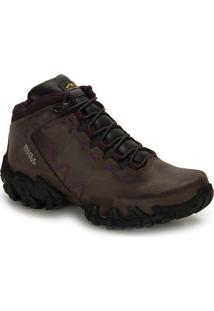 Bota Adventure Masculina Bull Terrier - 37 Ao 46 - Cafe