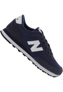 Tênis New Balance Ml501 - Masculino - Azul Escuro