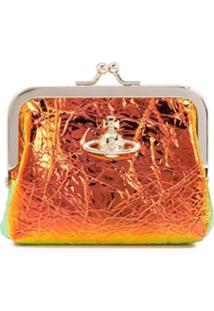 Vivienne Westwood Bolsa Carteira - Dourado