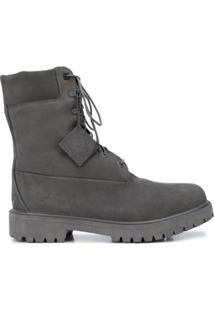 Timberland Ankle Lace-Up Boots - Cinza