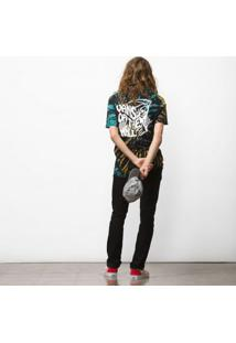 Camiseta Tie Dye Reaper - Gg