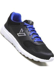 Tenis Raypex Ultra Esportivo Calvest Masculino - Masculino-Azul+Preto