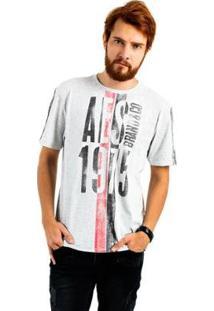Camiseta Aes 1975 Fashion Masculina - Masculino