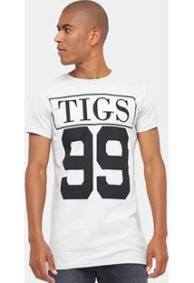 Camiseta Tigs College 99 Masculina - Masculino