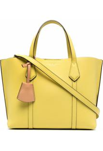 Tory Burch Bolsa Tote Perry - Amarelo