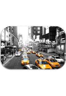 Tapete Decorativo Wevans New York 40Cm X 60Cm Multicolorido - Multicolorido - Dafiti