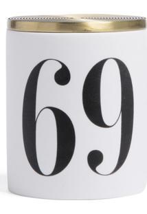L'Objet Vela Ohmon Dieu! No.69 - Branco