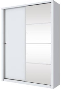 Guarda-Roupa 2 Portas Henn Alegro D167-10 Branco Se