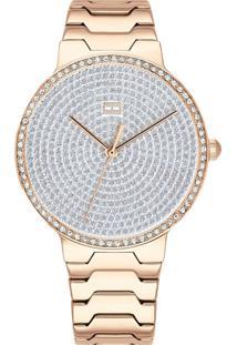d7ab2ef5af8 Relógio Digital Aco Basico feminino