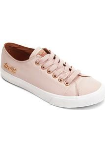 Tênis Coca-Cola Basket Floater Low Feminino - Feminino-Rosa