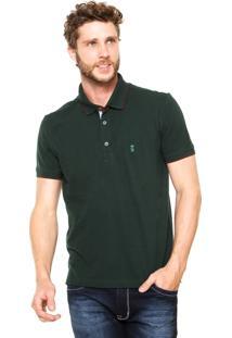 Camisa Polo Sergio K Slim Verde