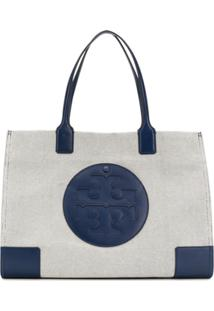 Tory Burch Ella Tote Bag - Azul