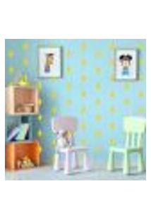 Adesivo Decorativo De Parede - Kit Com 45 Losangos - 011Kac01
