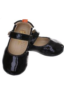 3bad1a186 R$ 115,90. Zattini Sapato Boneca Mogly Verniz - Feminino-Preto