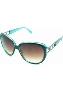 Óculos De Sol Modal Evant Verde