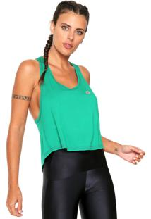 Regata Colcci Fitness Logo Verde