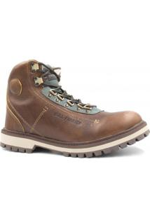 Bota Bull Terrier Adventure Vintage Floater Bufalo