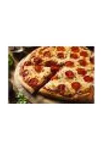 Painel Adesivo De Parede - Pizza - Pizzaria - 1234Pnp