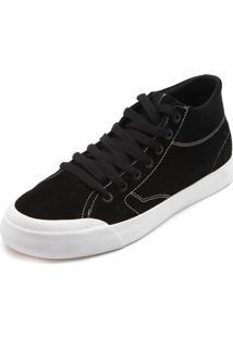 Tênis Dc Shoes Evan Smith Hi Zero Preto