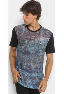 Camiseta Mcd Especial Stone Masculina - Masculino