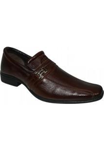 Sapato Br2 Masculino - Masculino-Marrom