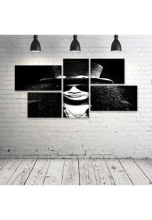 Quadro Decorativo - Slash-Pic - Composto De 5 Quadros