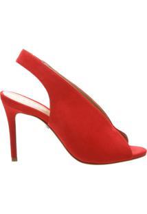 Sandália Slingback Red | Schutz