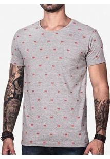 Camiseta Crab 100804