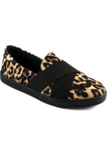 Tênis Slip On Numeração Especial Sapato Show 1733271