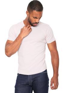 Camiseta Sergio K Ribana Rosa