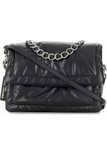 Marc Jacobs Bolsa Tiracolo Pillow - Preto