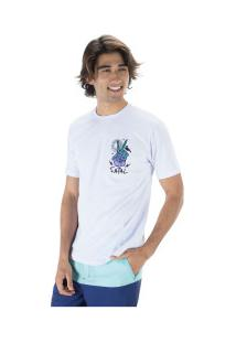 Camiseta Fatal Estampada 22157 - Masculina - Branco