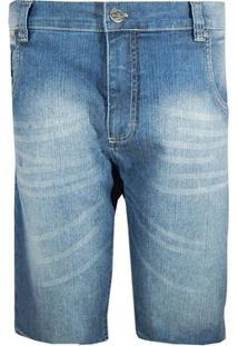 Bermuda Jeans Mormaii Stone Blue Denim - Masculino
