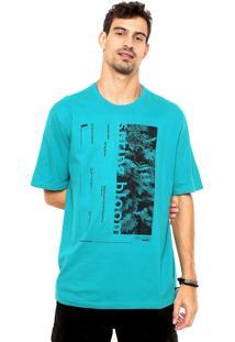 Camiseta Malwee Silk Verde
