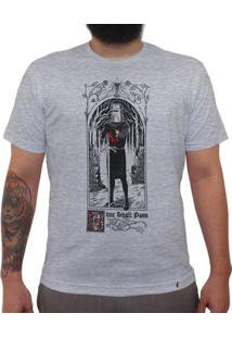 None Shall Pass - Camiseta Clássica Masculina