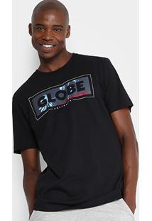 Camiseta Globe Palms Masculina - Masculino