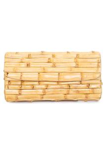 Carteira De Bambu