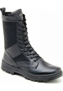 Bota Motociclista Atron Shoes Turbo - Masculino